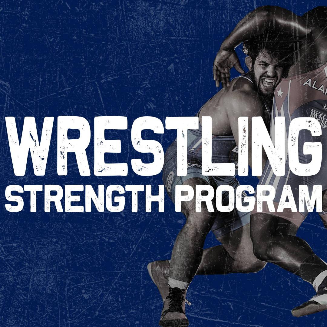 strength training for wrestling