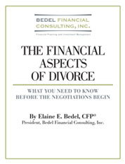 The Financial Aspects of Divorce