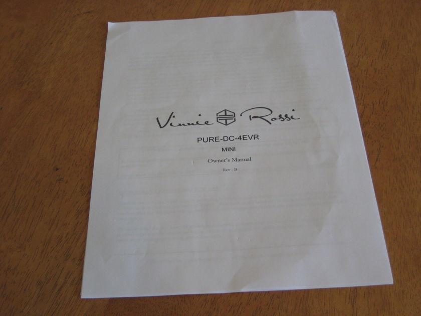 Vinnie Rossi Lio Mini Pure DC-4-Ever Gene Rubin Audio #1 since 1979
