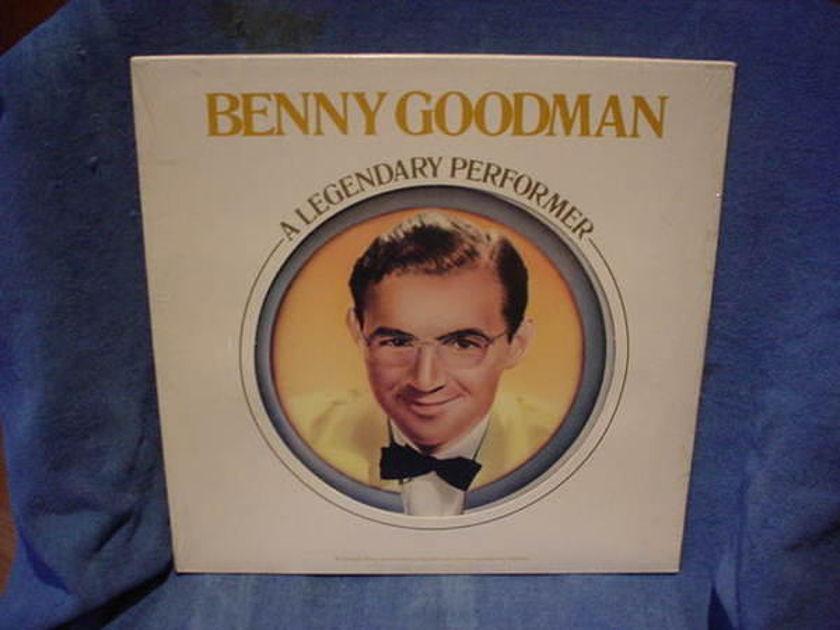 Benny Goodman - Legendary Performer rca cpl1-2740(e) 1977