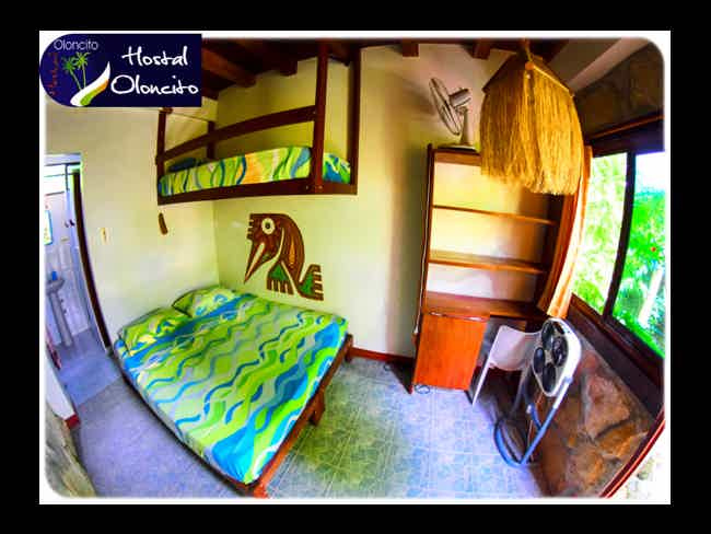 Hostal Oloncito ... the perfect place at the perfect beach !!-Olon