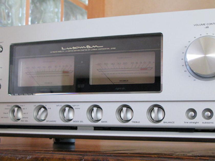 Luxman L-590A Demo - Mint