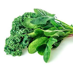 Organic Leafy Greens