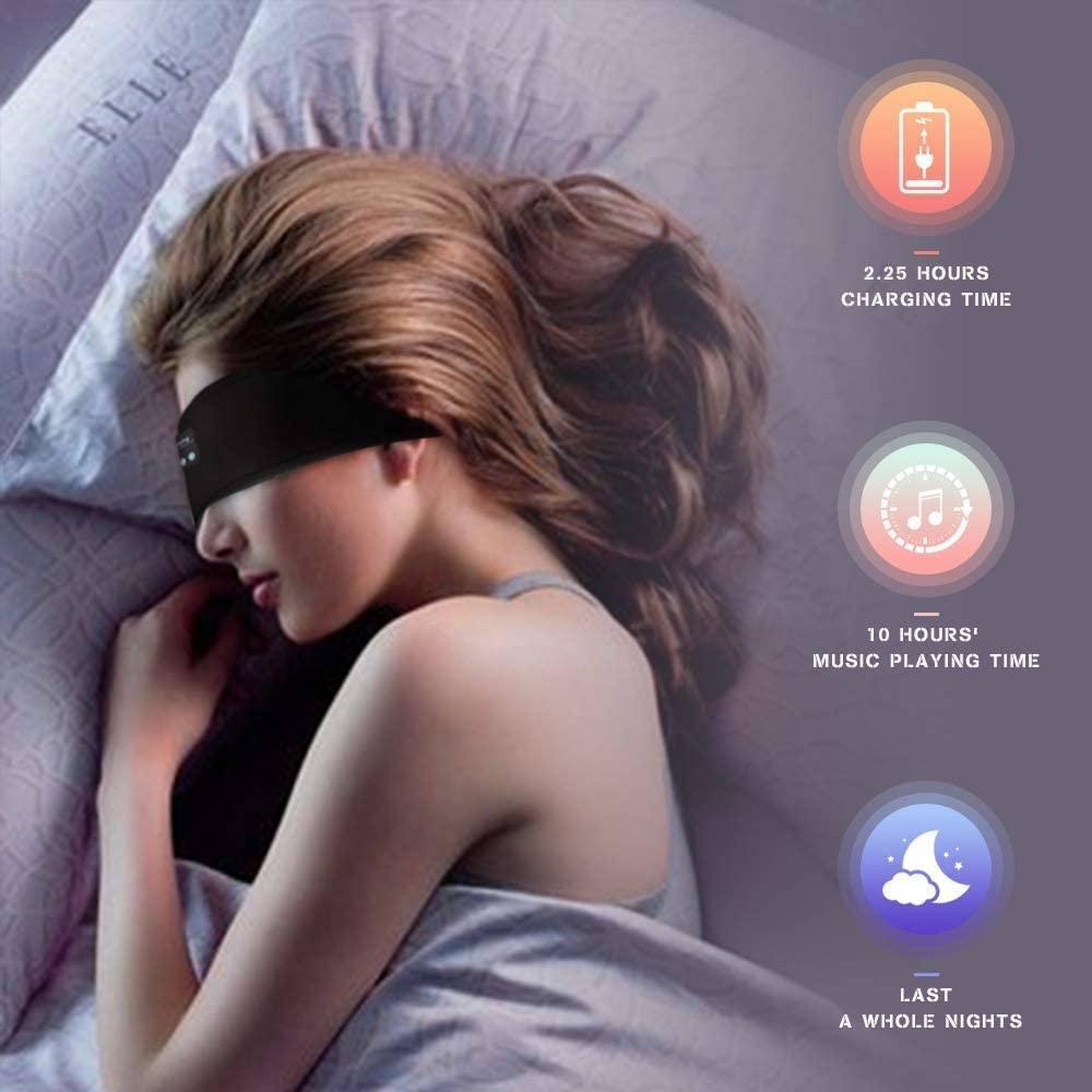 Sleep Headphones, Headband Headphones, Side Sleeper Headphones