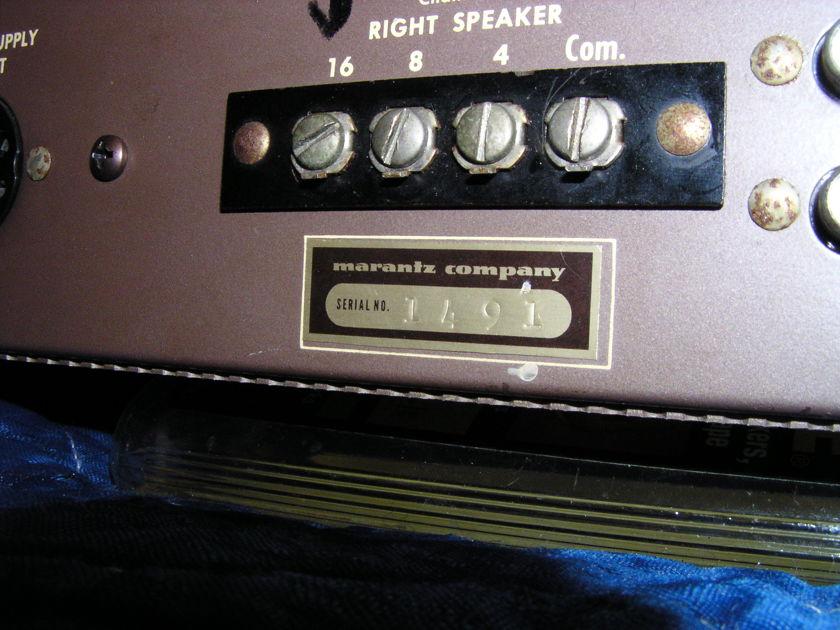 Marantz Model 8 Stero Power Amplifier