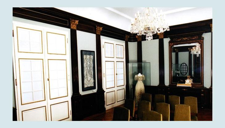 museum für kunst und kulrurgeschichte auststellungsraum