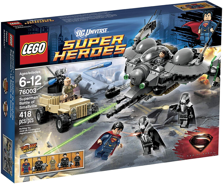 SUPERMAN: BATTLE OF SMALLVILLE