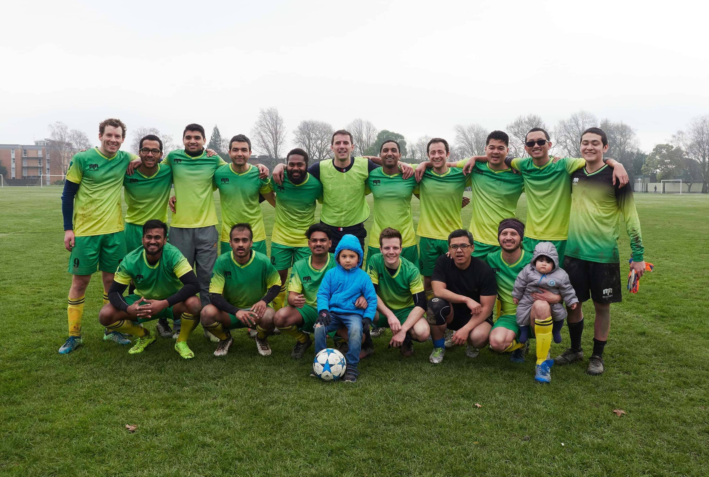 UNISOL football uniform