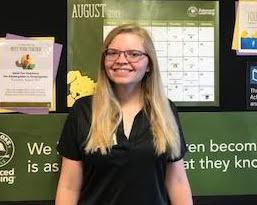 Ms. Kristin Brandt , Preschool Teacher