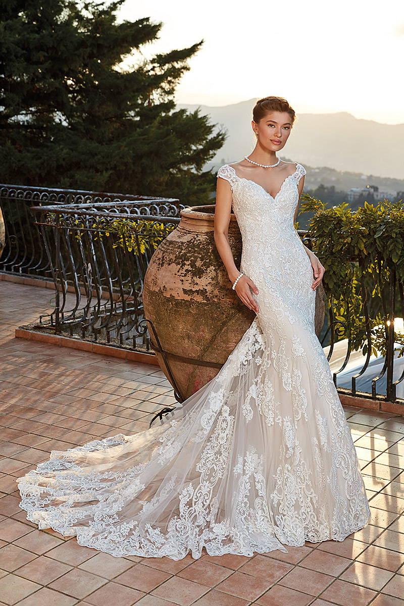 EDDY K WEDDING DRESS EK1272