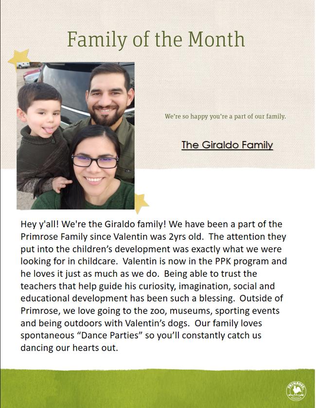 Giraldo Family