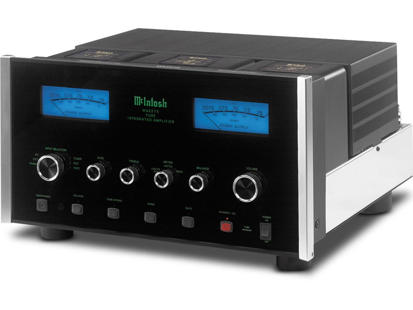 McIntosh  MA2275 Tube Integrated  WANTED  /  WANTED