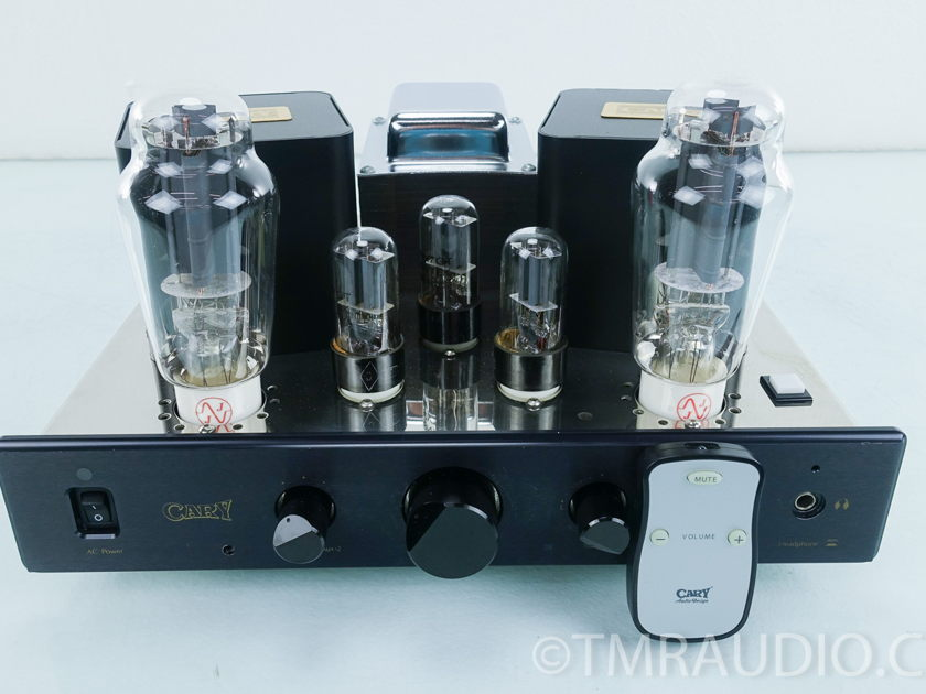 Cary  CAD-300SEI Tube Integrated Amplifier (8948)