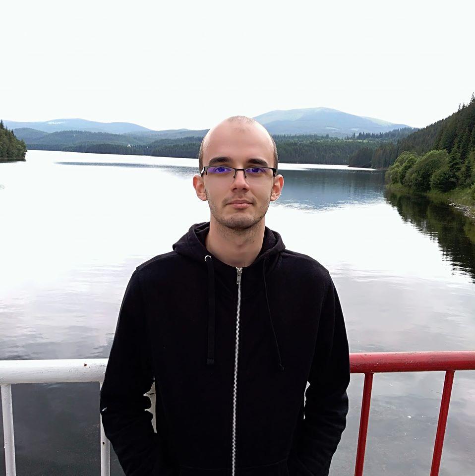 Andrei Statescu, freelance php developer