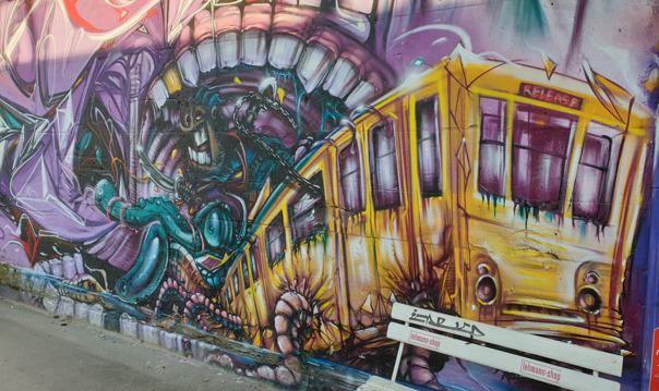 Альтернативный Берлин — яркие впечатления