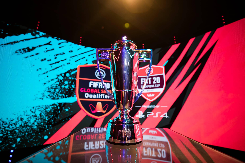 FIFA 20 trophy