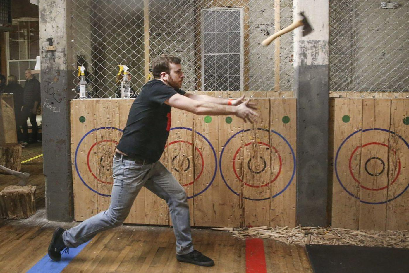 Best Axe-Throwing Places In Ontario
