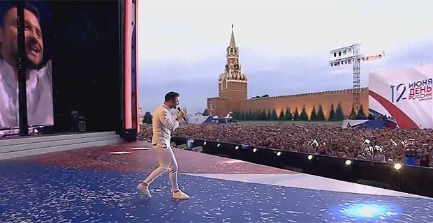 Сергей Лазарев представил русскую версию песни Scream - Новости радио OnAir.ru