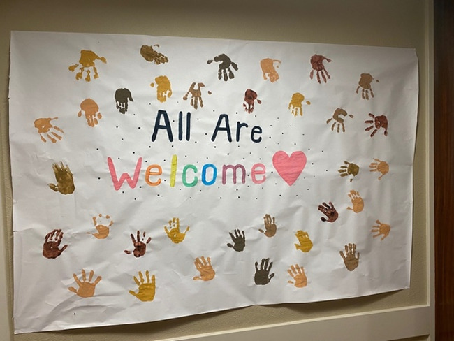 Preschool, Kindergarten, and PPK came together to support diversity and inclusion during Black History Month!