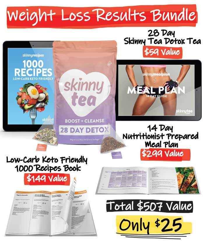 Skinny Tea Detox Tea 28 Day