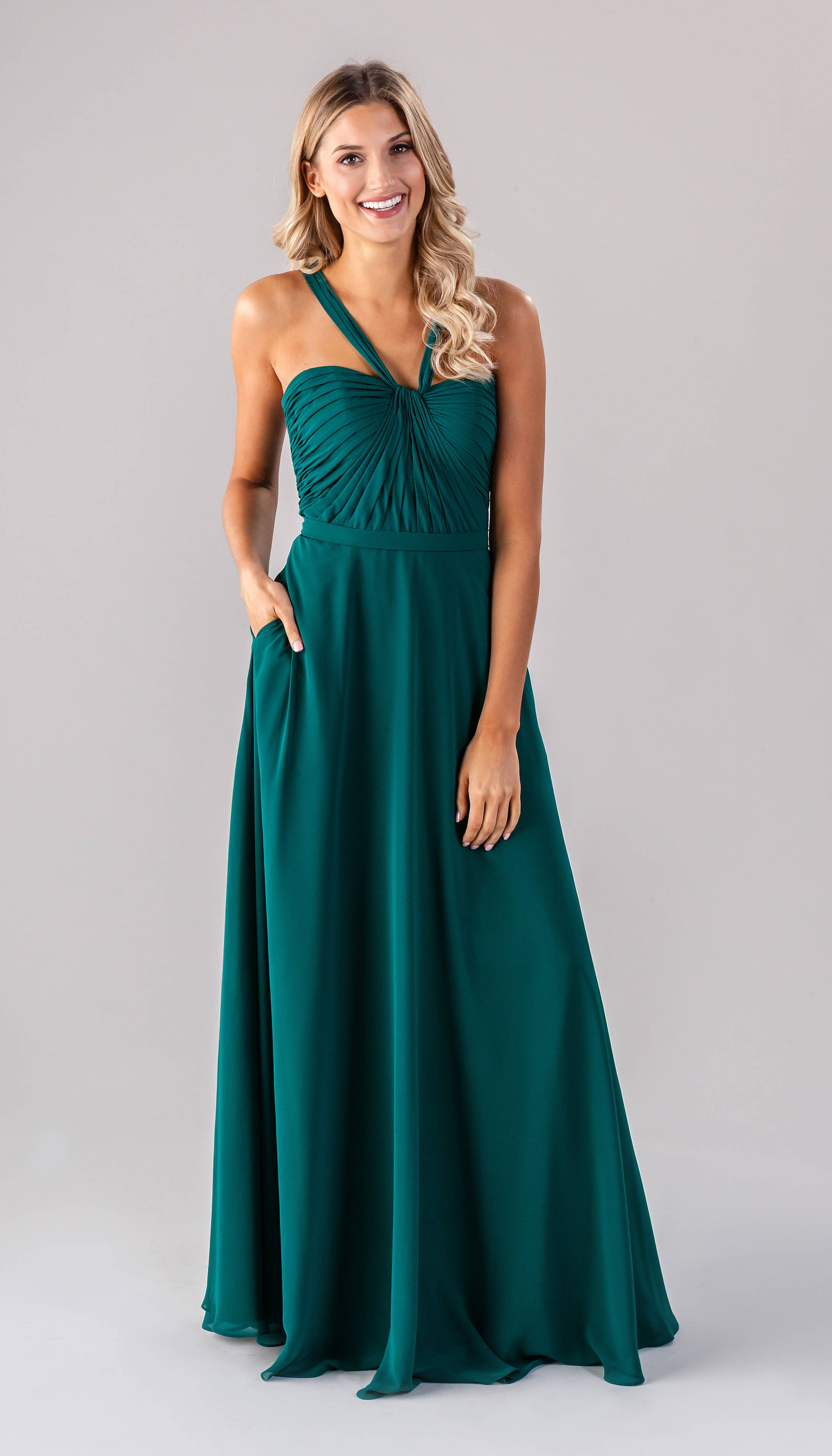 Kennedy Blue Ivy Bridesmaid Dress