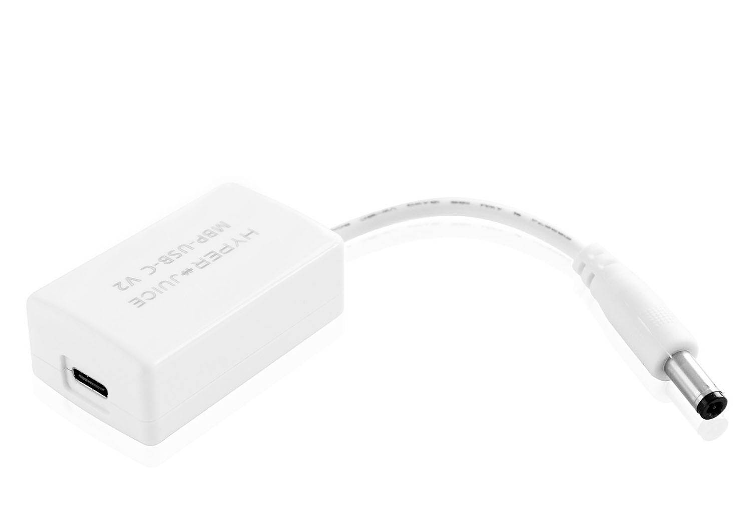 hyperjuice usb-c magic box product photo on white