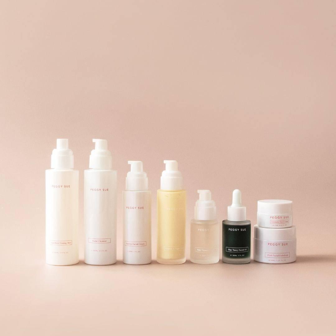 Product shot of Everything Skincare Bundle