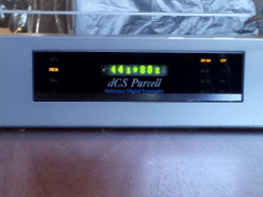 DCS Purcell Digital Up-Sampler  Original Finish: Char/ Blk