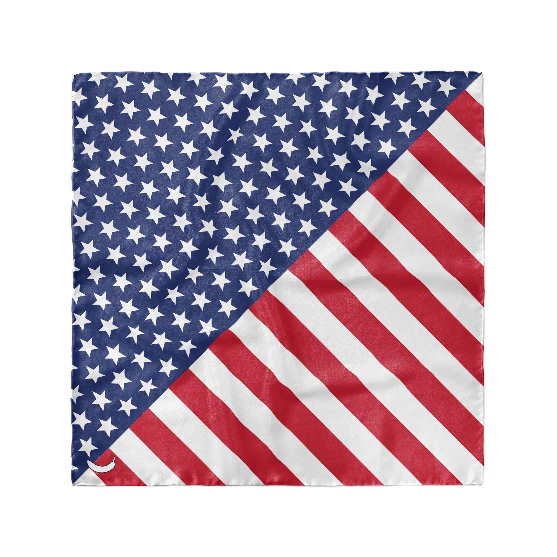 Banana Bandanas American Badass pet bandana american flag bandana patriotic bandana