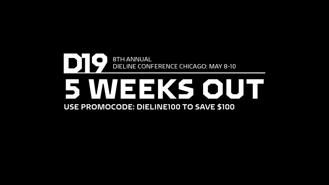 Dieline Conference 2019 Were 5 Weeks Out