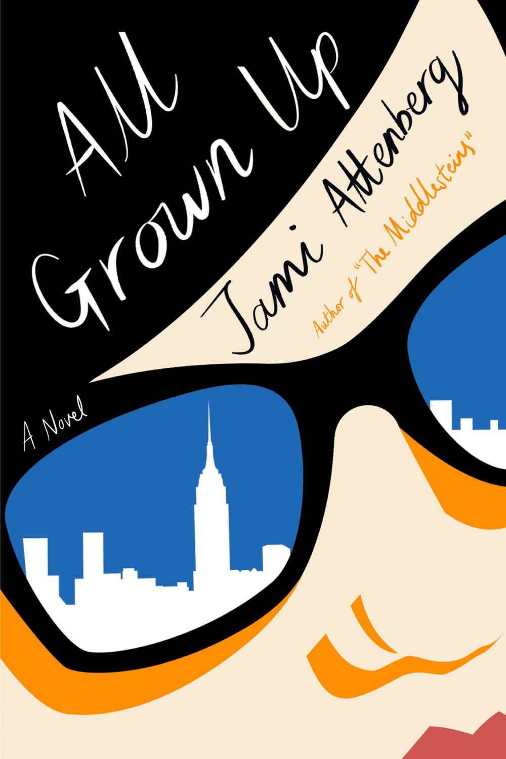 Summer Reading List 2018 All Grown Up book