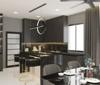 dcaz-space-branding-sdn-bhd-modern-malaysia-johor-dining-room-dry-kitchen-3d-drawing-3d-drawing