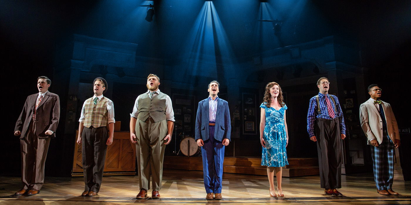 Bandstand: HAS BEEN CANCELLED at the Shubert Theatre