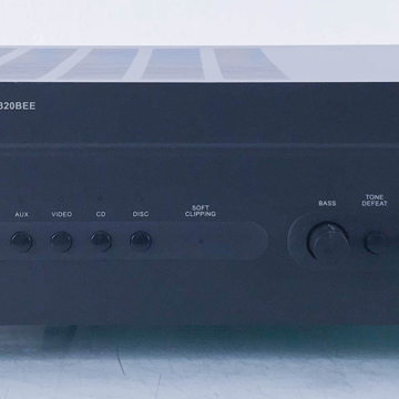 C 320BEE Stereo Integrated Amplifier