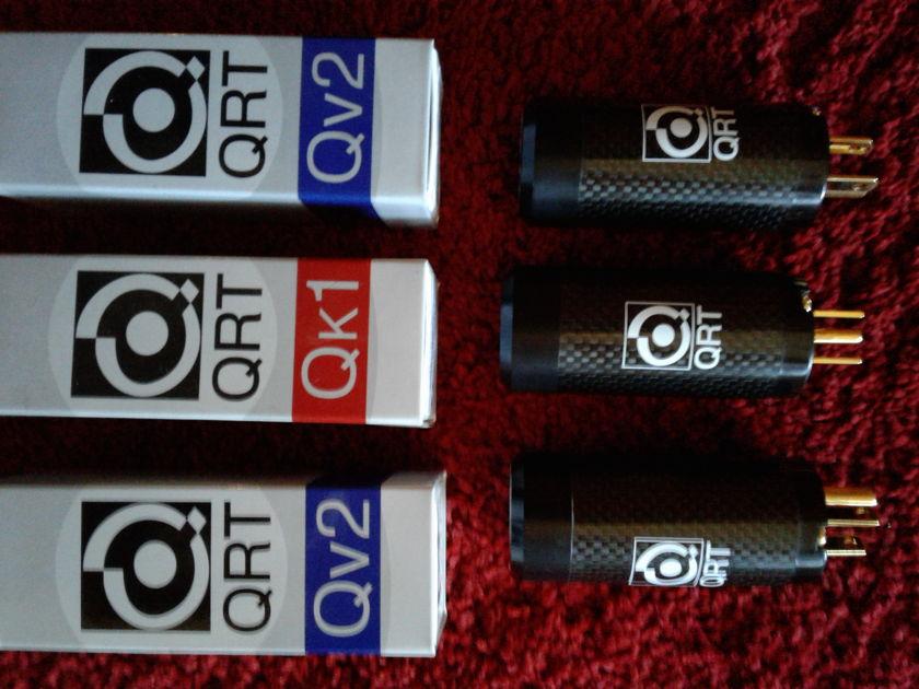 Quantum QRT  Nordost QV2, QK1