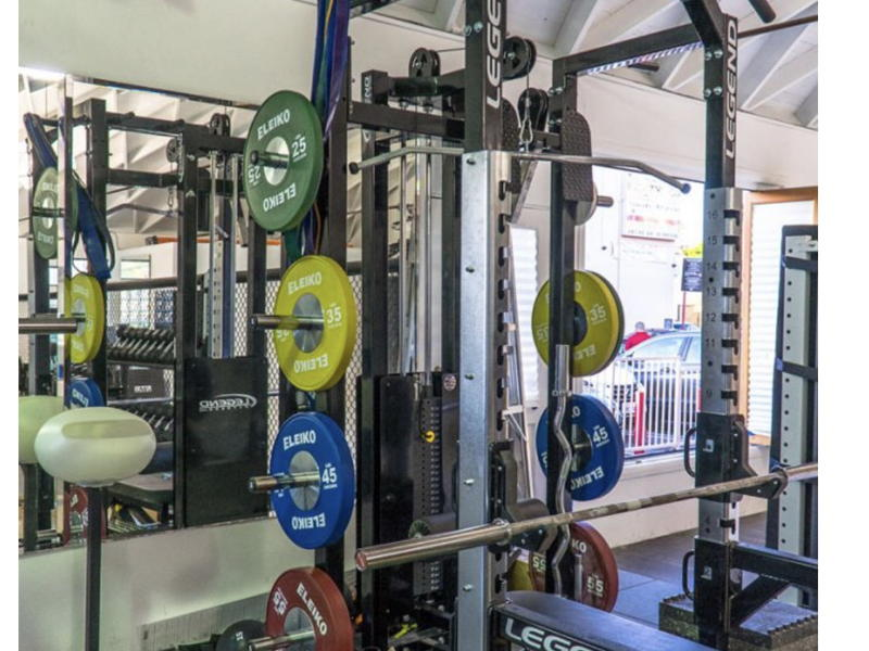 SpaceTogether | Strength and Conditioning/MMA Space