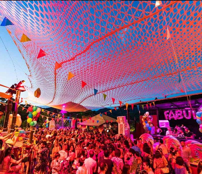 Ibiza clubs guide, Cova Santa and el fabuloso party