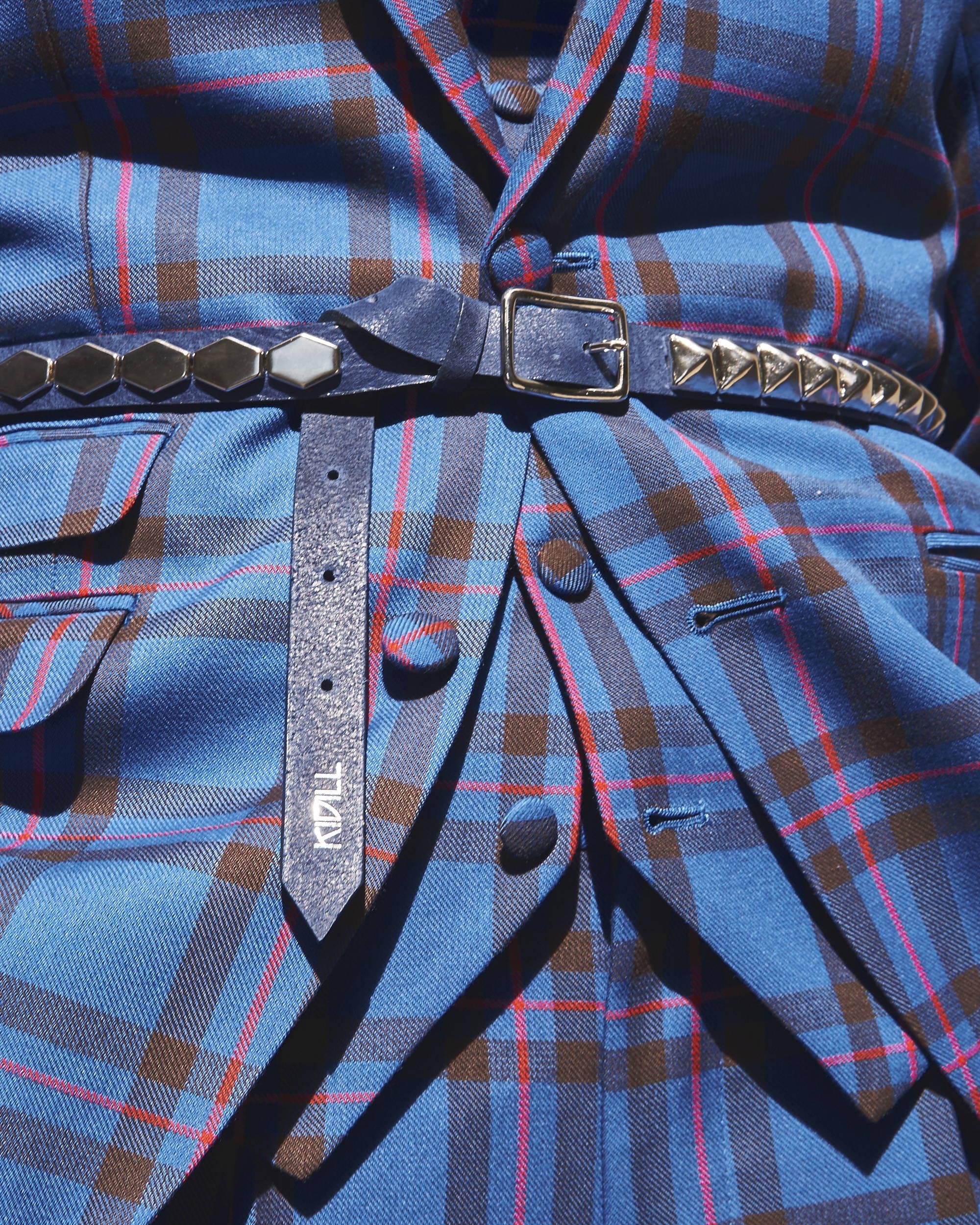 Kidill Buckle Stud Belt SS18 - Hlorenzo