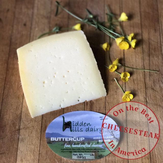 Hidden Hills Dairy Buttercup: On The Best Cheesesteak In America | Revittle