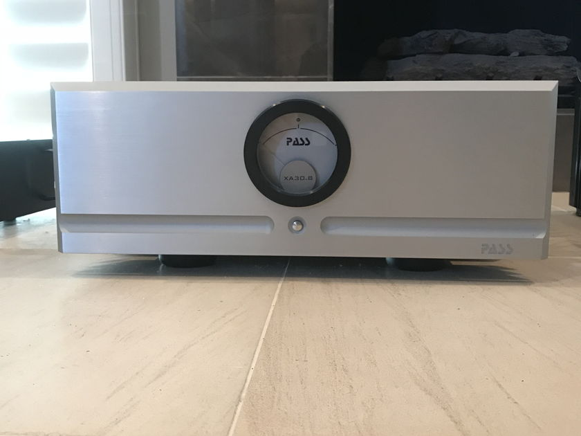 Pass Labs Pass Labs XA30.8 Power Amplifier Free shipping in US
