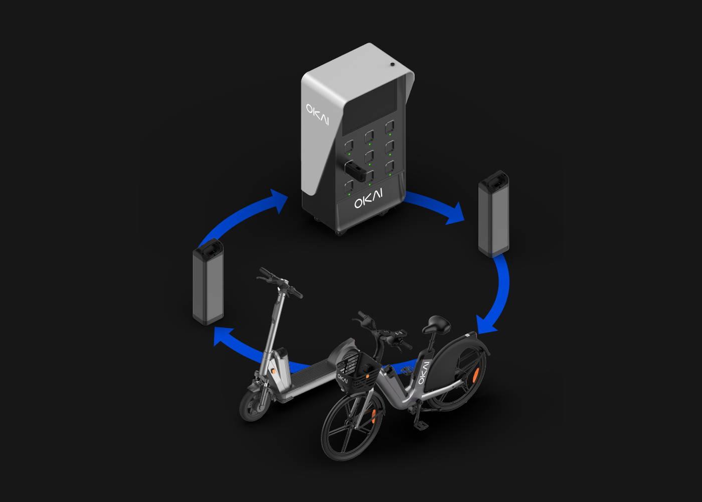 Charging-circle-eb100-es400b-cabinet-battery