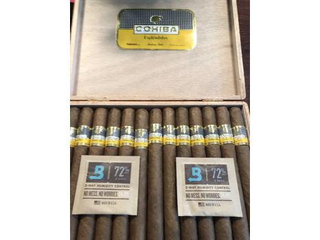 26 Cuban Cigars