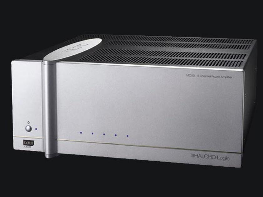 HALCRO MC50 - 5 ch amp DEMO steal, trades, free layaway