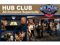 Pelicans HUB Club Suite Pack & Signed Basketball!