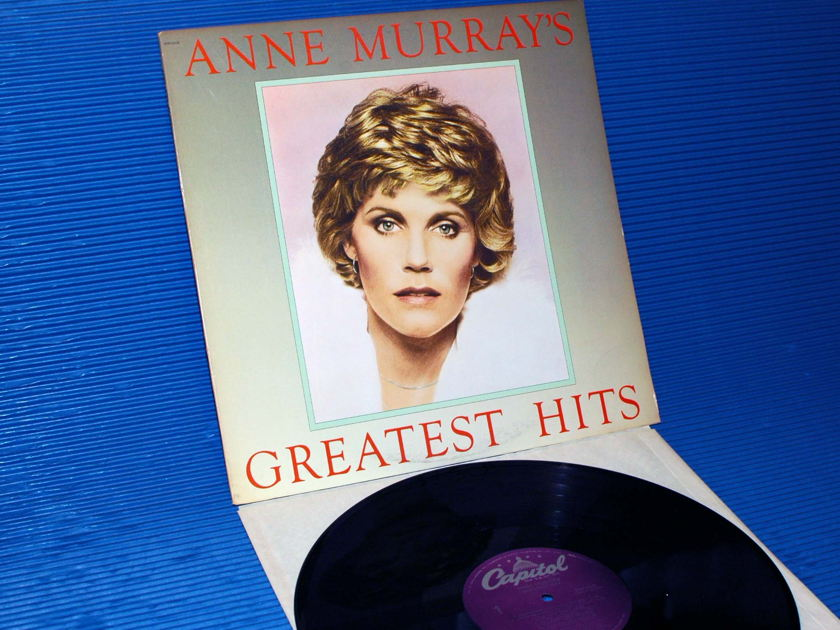 """ANNE MURRAY -  - """"Anne Murray's Greatest Hits"""" - Capitol 1980"""