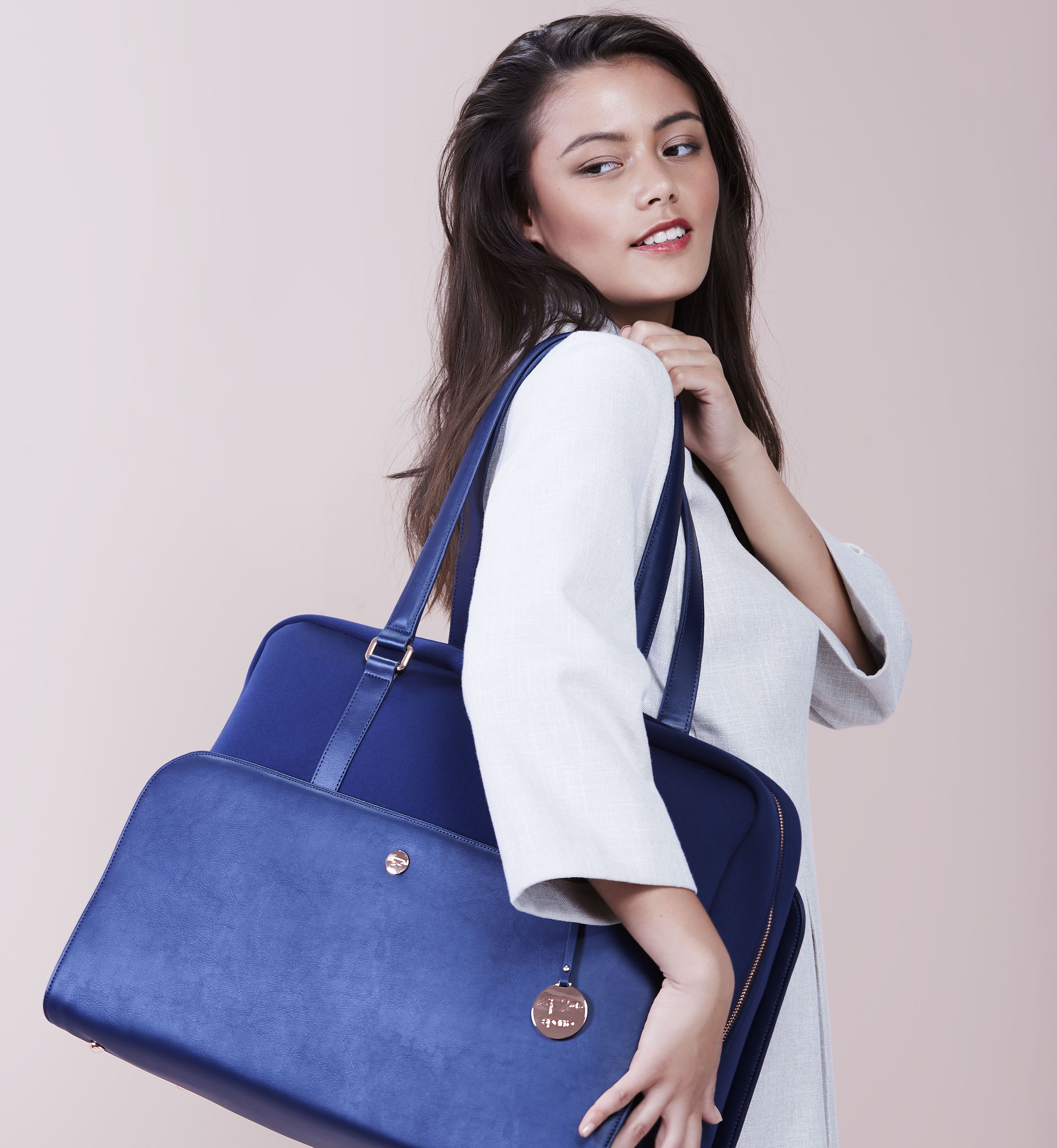 Sparro Designs Work Tote with Laptop Compartment