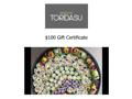 Gift Certificate to Jason's Toridasu
