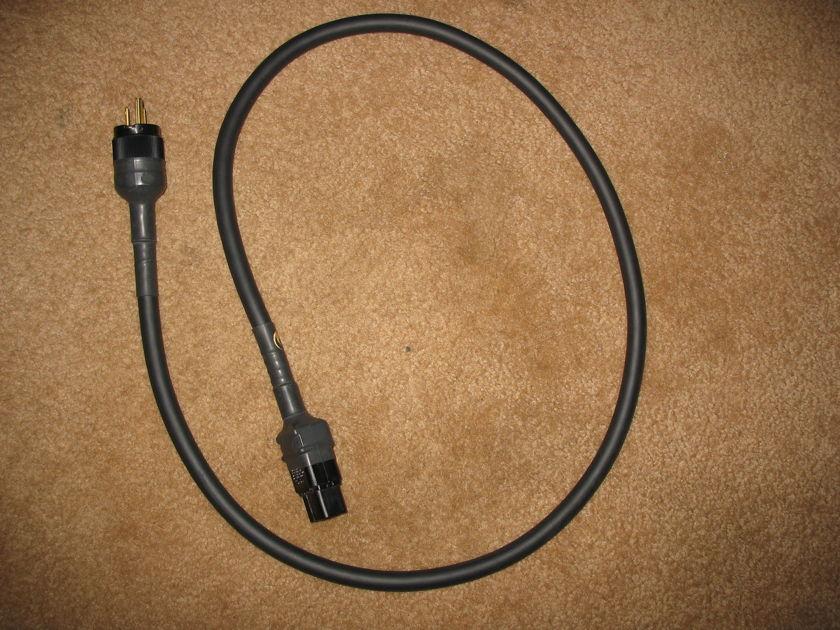 Running Springs Mongoose Power Cord 20 Amp 5'