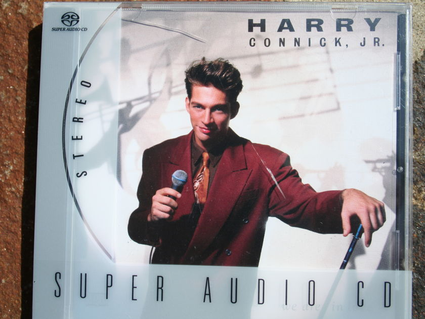 Harry Connick, Jr. - We Are in Love SACD