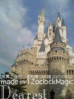 Glass Shoe Ring Pillow SNK Photo Castle